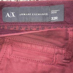 Armani Exchange Pants - Men's Armani exchange pants